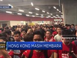 Ini Yel-Yel Pro Demokrasi Ala Hong Kong