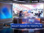 Diserbu Produk Impor, Industri Tekstil Tingkatkan Daya(WIKEN)