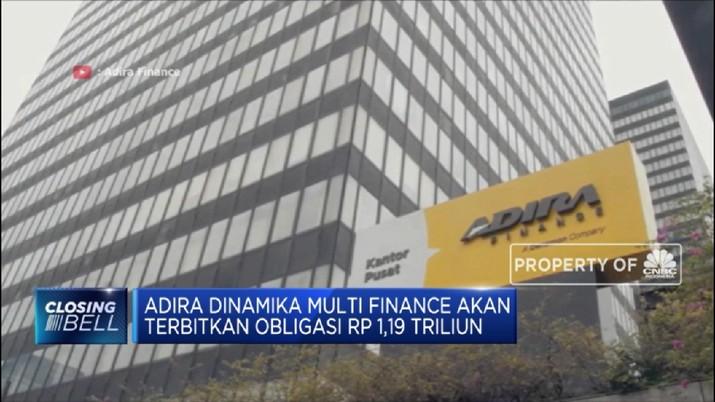 Adira Finance, perusahaan multifinance Grup Danamon, memperoleh fasilitas pinjaman sindikasi