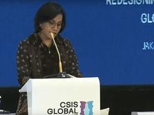Sri Mulyani: 3 Miliar Orang di Dunia Belum Kenal Teknologi