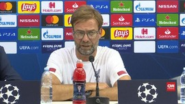 VIDEO: Napoli vs Liverpool, Klopp Belajar dari Kekalahan