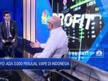 Asosiasi Vape Tidak Setuju Larangan Rokok Elektrik