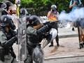 Joshua Wong Unggah Video Polisi Hong Kong Serang Ibu Hamil