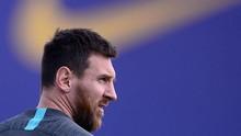 Bintang Dortmund Tantang Messi di Liga Champions