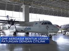 GMF Aeroasia Bentuk Usaha Patungan dengan Citilink