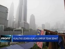 Singapura & Malaysia Masih Diselimuti Asap