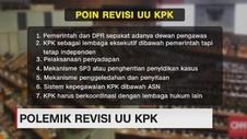 VIDEO: Ini 7 Poin yang Menjadi Sorotan dalam Revisi UU KPK
