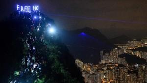 FOTO: 100 Hari Lebih Hong Kong Bergolak
