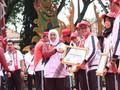 Hari Olahraga Nasional di Pamekasan Berlangsung Meriah