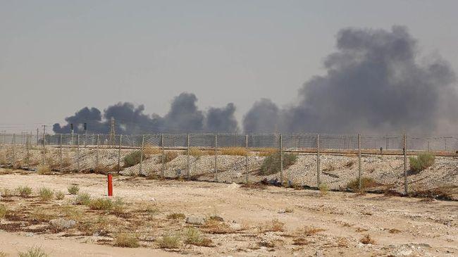Fasilitas Minyak Diserang Drone, Saudi Aramco Tunda IPO