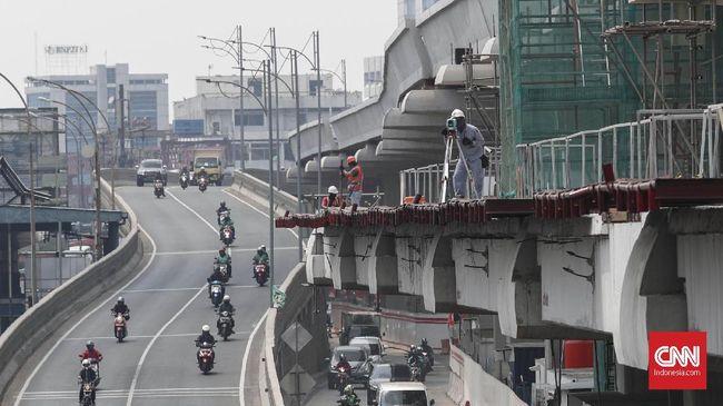 Proyek LRT Masih Terkendala Lahan