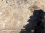 Tuding Iran, AS Rilis Foto Satelit Serangan ke Minyak Saudi