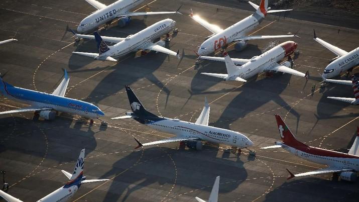 FAA kembali keluarkan dokumen soal Boeing