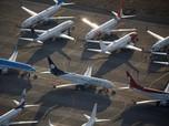 Lah! Stop Produksi, Boeing 737 Max Masih Bisa Terbang