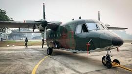 4 Pesawat untuk Hujan Buatan Dikerahkan Atasi Karhutla