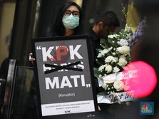 Jokowi Pertimbangkan Terbitkan Perppu, Ini Respons KPK
