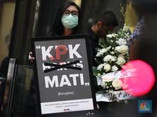 Lembaga Antikorupsi Internasional: Independensi KPK Terancam