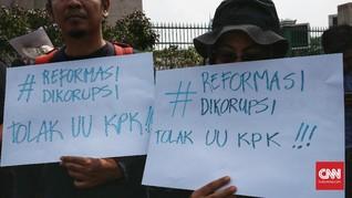 UU KPK dan Risiko Pemasungan Rencana Pemerintah di Legislatif