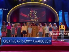 Mewahnya Pesta Emmy Awards 2019 Bertabur 77 Ribu Kristal