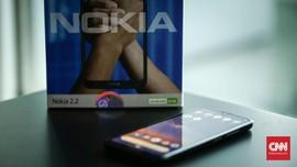 Nokia 2.2, Kamera 'Low Light' Tak Memuaskan