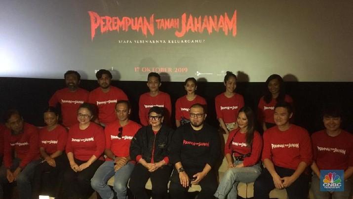 Joko Anwar kembali memproduksi film horor, kali ini berjudul 'Perempuan Tanah Jahanam