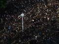 400 Orang Ditangkap saat Unjuk Rasa Tahun Baru di Hong Kong