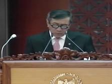 Revisi UU KPK Disahkan, Menkumham: Presiden Nyatakan Setuju