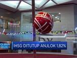 Awal Pekan, IHSG Tumbang Hampir 2%