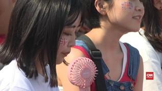 VIDEO: Waspada Cuaca Panas Olimpiade Tokyo 2020