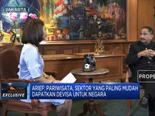 Menteri Arief Yahya Paparkan Strategi Pariwisata RI
