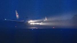 Airnav Sebut Asap Kebakaran Hutan Ganggu 67 Penerbangan