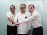 HK Resmi Garap Mega Proyek Pertamina di Lawe-Lawe