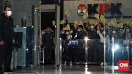 UU KPK Dinilai Jadi Kontradiksi Klaim Jokowi Tak Punya Beban