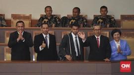 Rekam Jejak Lima Pimpinan KPK Periode 2019-2023