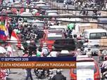 2 Juta Kendaraan Di Jakarta Tunggak Pajak