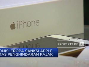 Apple Ajukan Banding Atas Denda Komisi Eropa