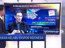 Awan Kelabu Ekspor Indonesia