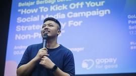 Tips Gojek ke 100 Organisasi Nirlaba Soal Kampanye Medsos
