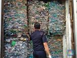 Jorok! Ini Penampakan Limbah Sampah Plastik Impor Australia