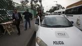 Presiden Meksiko, Andrés Manuel López Obrador, sempat berjanji untuk mengusut kejahatan terhadap kelompok transgender, tetapi hal itu belum terwujud. (AP Photo/Ginnette Riquelme)