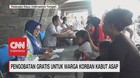 VIDEO: Pengobatan Gratis Untuk Warga Korban Kabut Asap