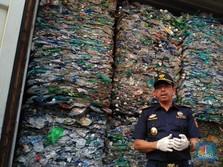 2 WN Singapura Tersangka Impor Sampah, Ini Kronologinya