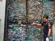 Terungkap! Impor Puluhan Kontainer Sampah RI dari Singapura