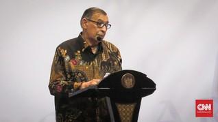 Di Depan Jokowi, Quraish Shihab Ungkap Bahaya Emosi Keagamaan