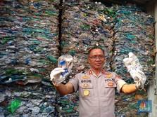 Parah! 2 Ribu Lebih Kontainer Sampah Impor Sempat Masuk RI