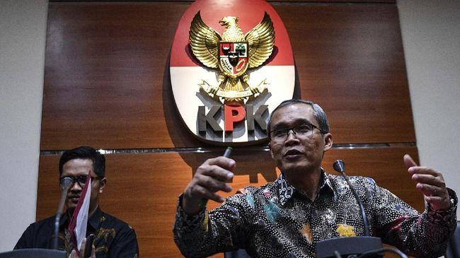 Wakil Ketua KPK Jelaskan Penyesuaian Tim Transisi atas UU KPK