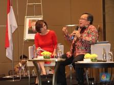 Jakarta Jadi 'New York', Ibu Kota Baru Jadi 'Washington DC'