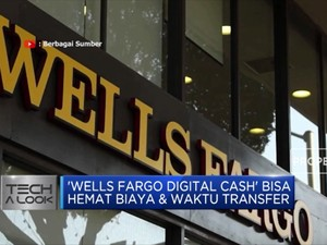 Wells Fargo Uji Coba Mata Uang Digital