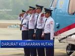 Jokowi Duga Karhutla Dilakukan Secara Terorganisir