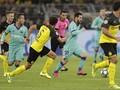 Hasil Liga Champions: Ada Messi, Barcelona Diimbangi Dortmund